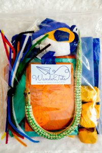 Our beta bag is now available on our website: www.wandertots.com
